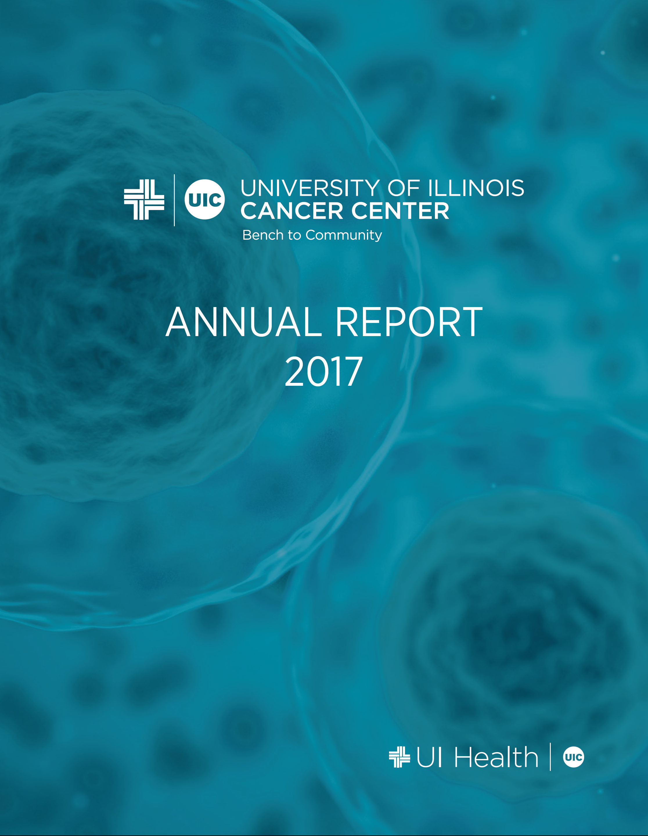 UI Cancer Center Annual Report 2017