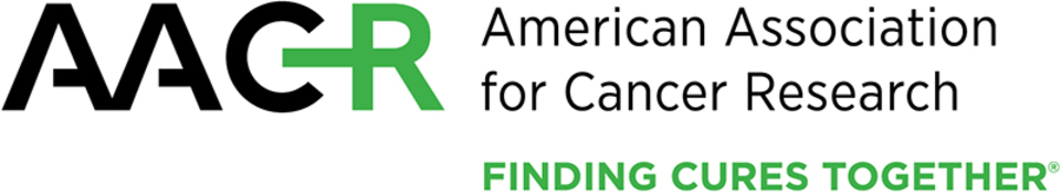 AACR American Association for Cancer Research Finding Cures Together.