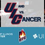 Athletics, UI Cancer Center team up for basketball game, concert