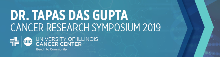 Register today for Dr. Tapas Das Gupta symposium