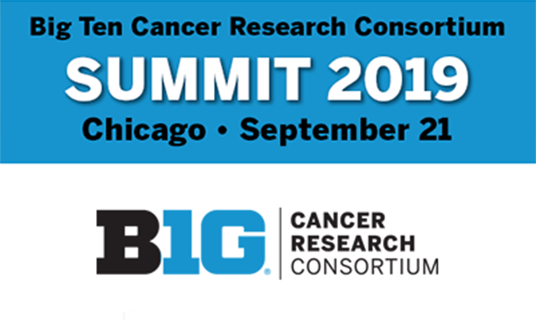 Big Ten Cancer Research Consortium Summit 2019