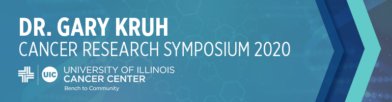 Dr. Gary Kruh Cancer Research Symposium 2020