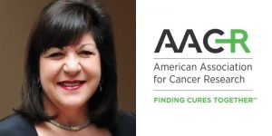 Margaret Foti, a CEO for American Association for Cancer Research, will be speaking at an event about her research in cancer.