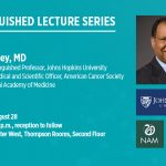 Distinguished Lecture Series features Hopkins' Brawley