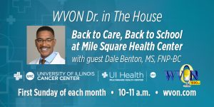 Back to Care, Back to School at Mile Square Health Center