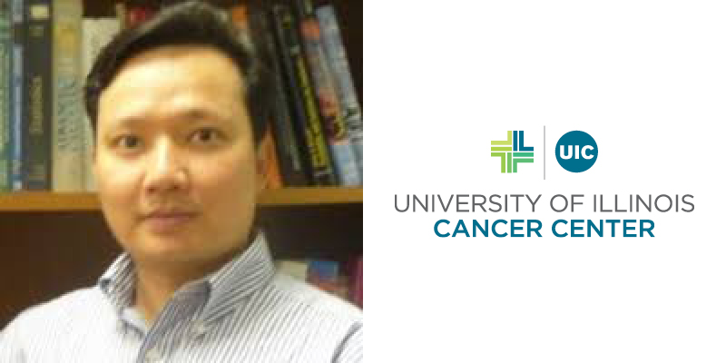 Chen joins UI Cancer Center as director of Biostatistics Shared Resources Core