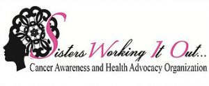 Sisters Working it out logo
