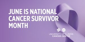 June is National Cancer Survivor Month