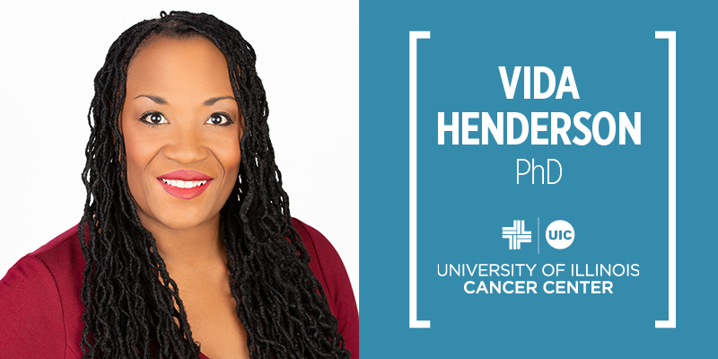 Henderson featured in UIC newsletter
