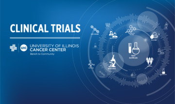 Clinical Trials- UIC University of Illinois Cancer Center Bench to Community.