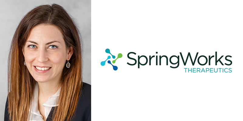 Stefania Maraka, UI Cancer Center member and principal investigator, is part of a newly activated study sponsored by SpringWorks Therapeutics.