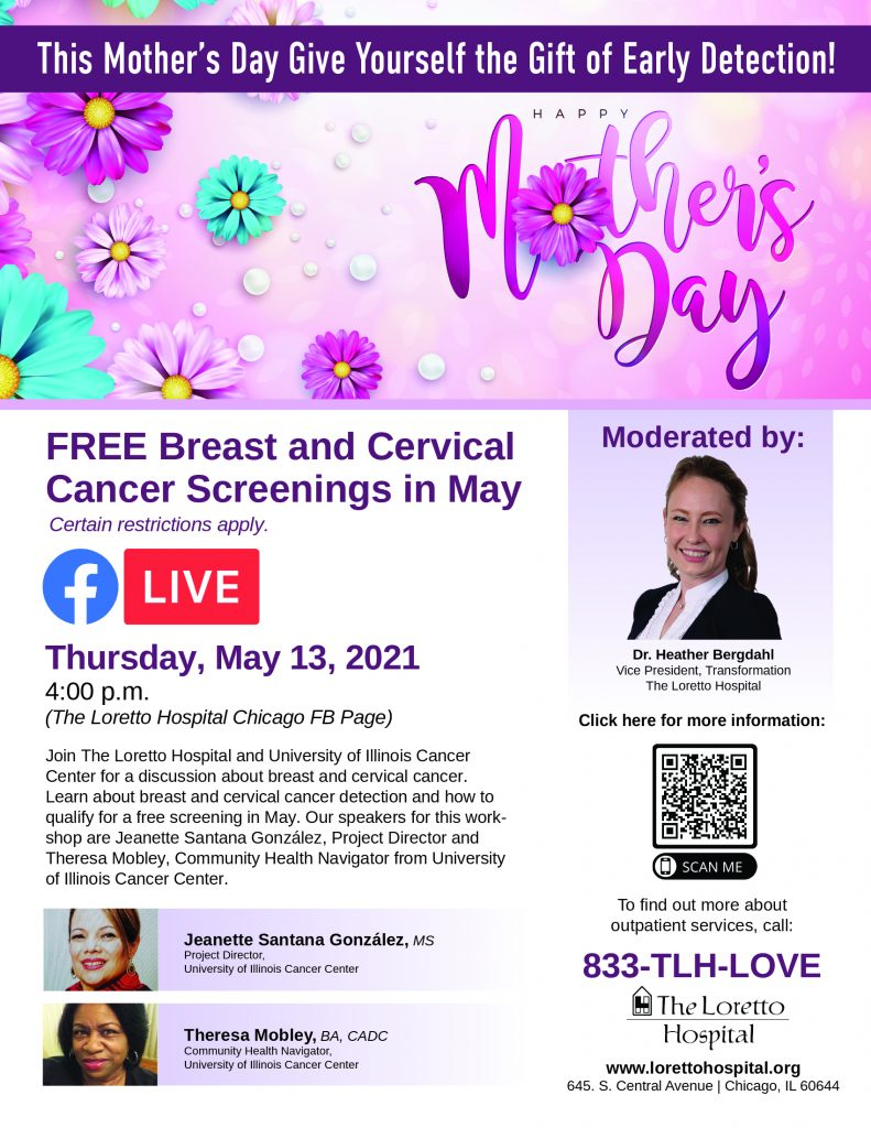 Mother's Day Awareness Flyer