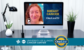 Dr. Simons video shown on a computer screen